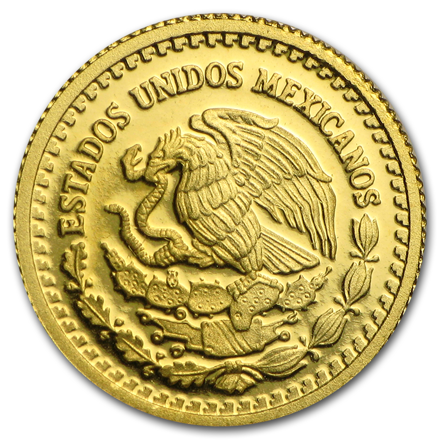 2015 Mexico 1/20 oz Proof Gold Libertad