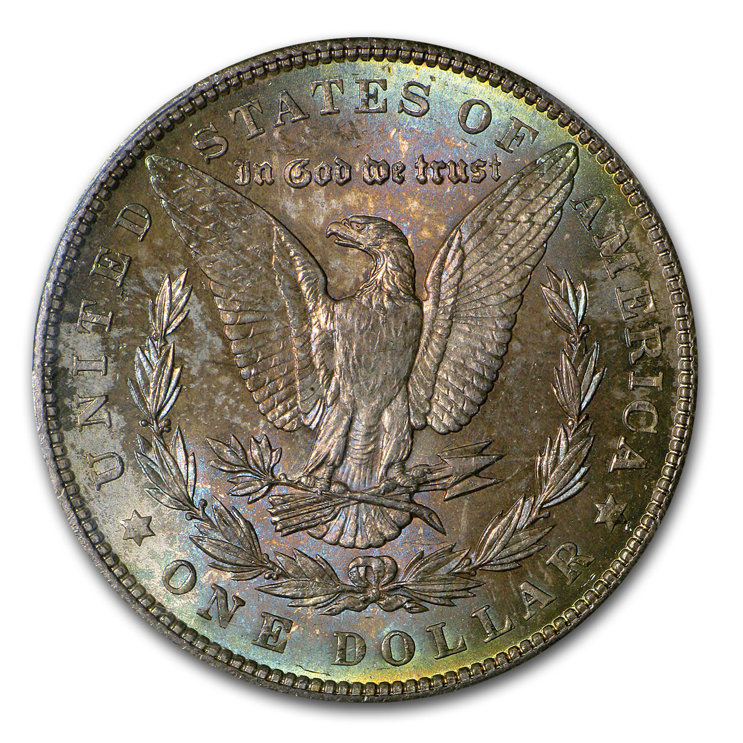 1904 Morgan Dollar MS-65 PCGS