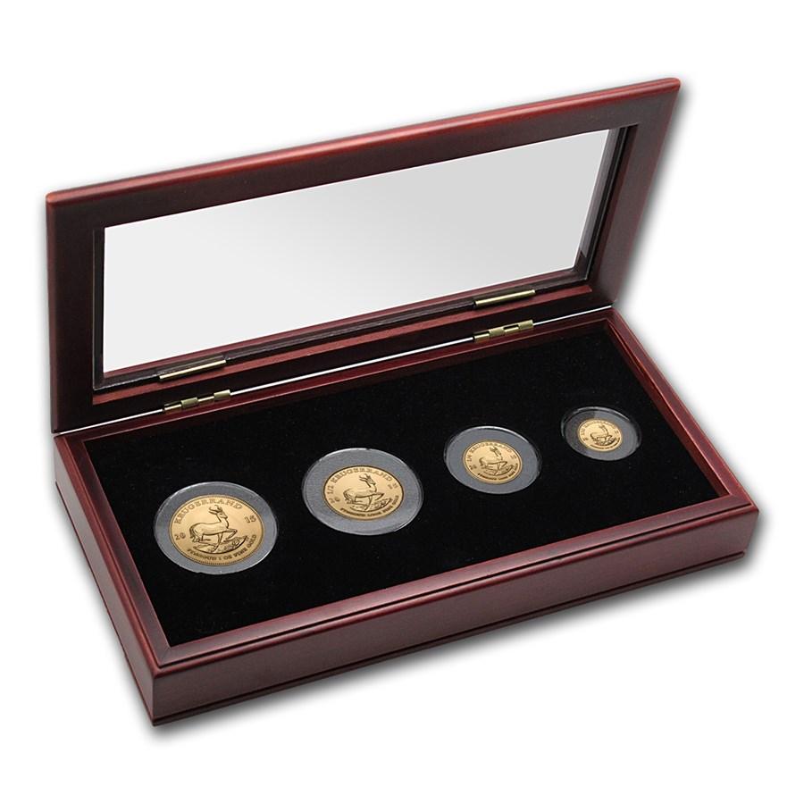 krugerrand coin set