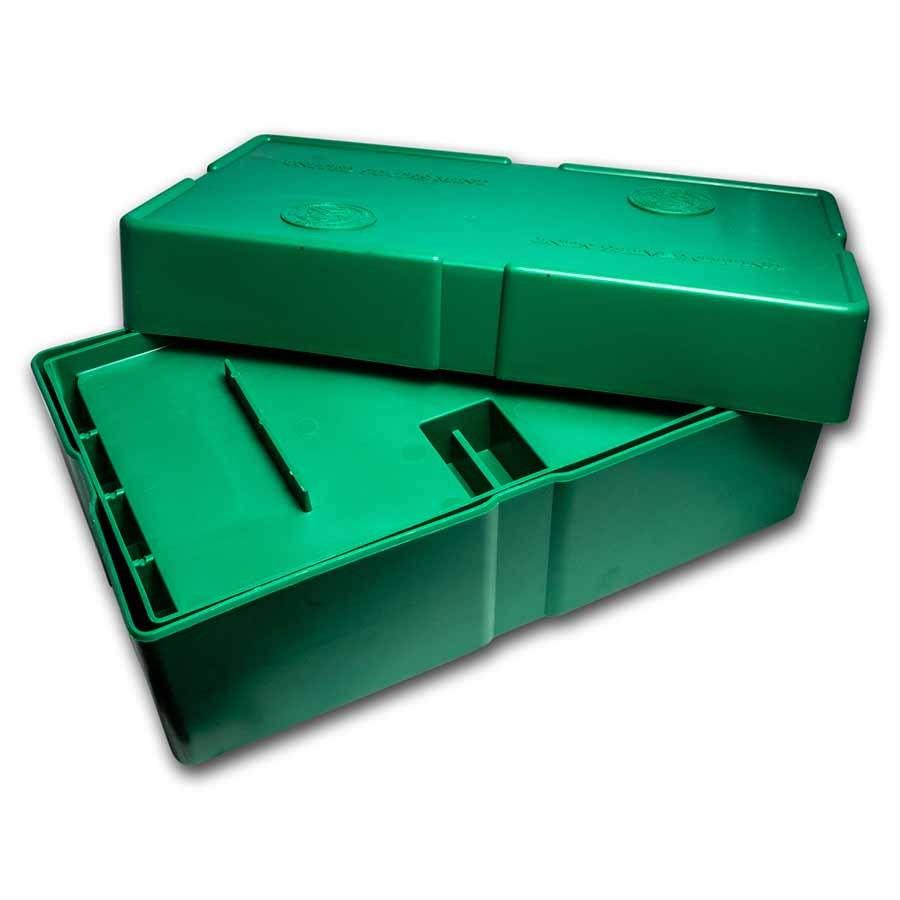 1 Oz Silver American Eagle Green Monster Box Empty 500