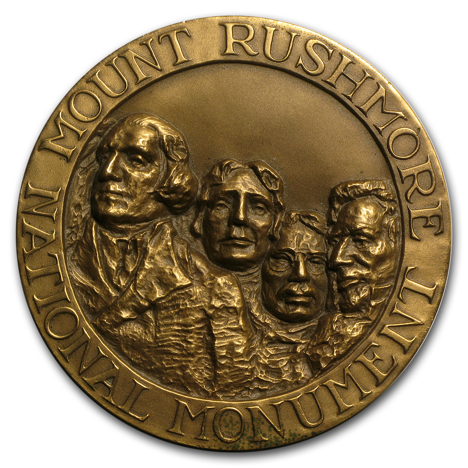 Mount Rushmore National Monument Medal