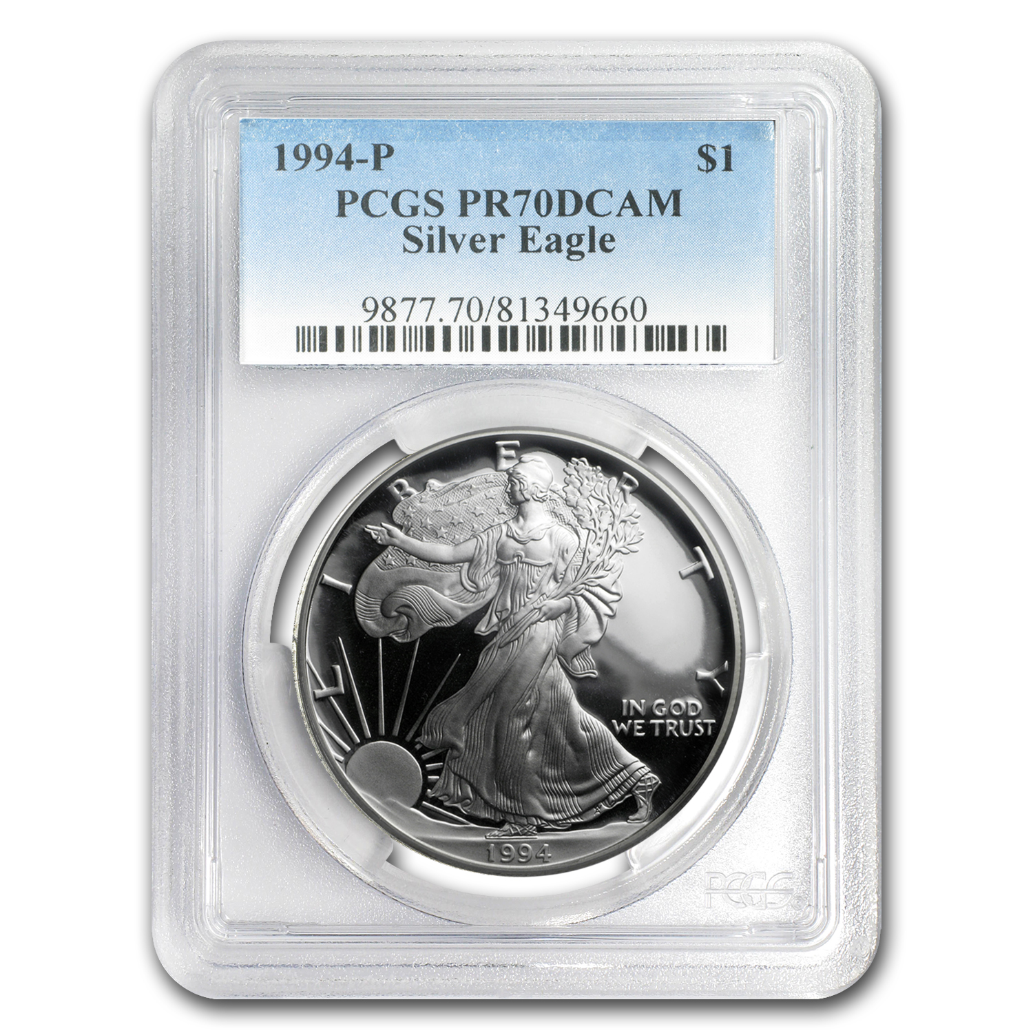 1986-2016 30-Coin Proof Silver American Eagle Set PR-70 PCGS