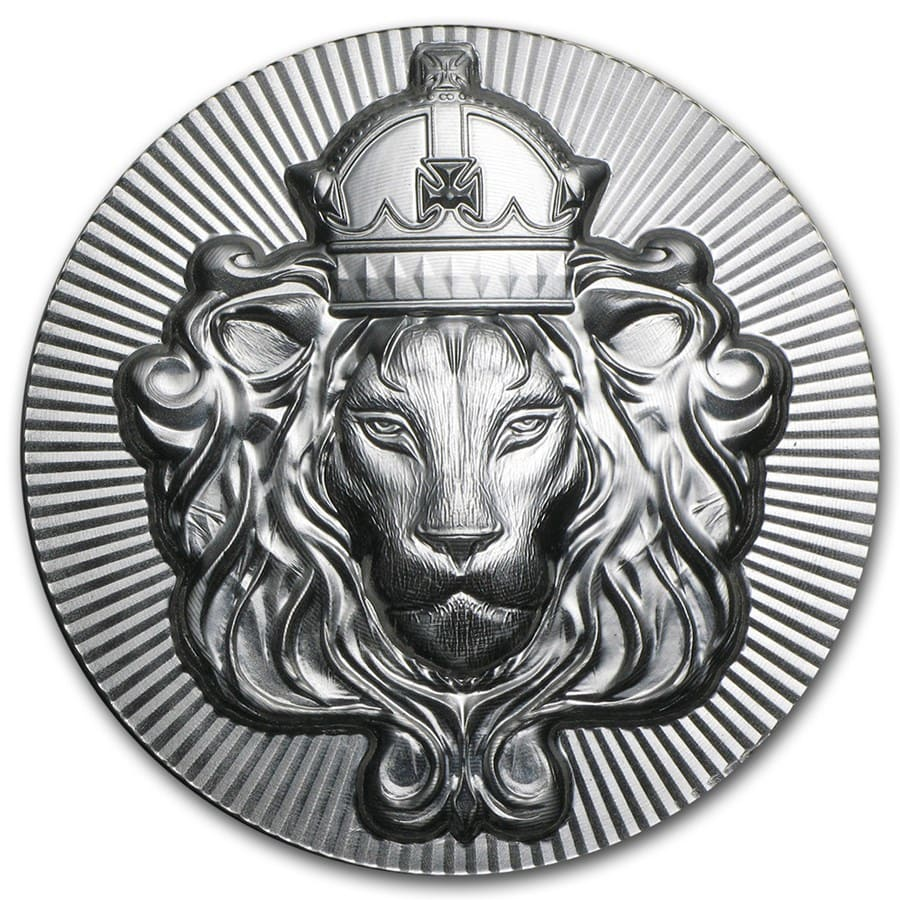2 oz Scottsdale Silver Round - Stacker®