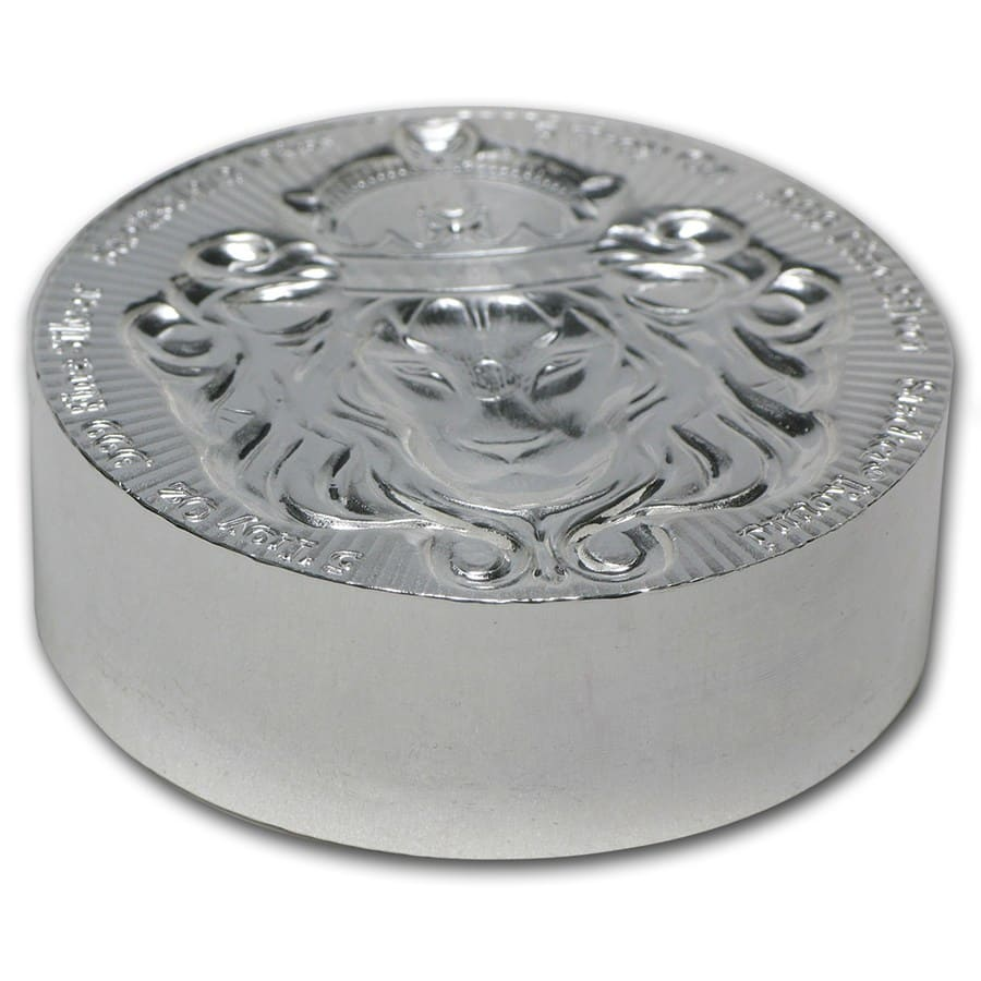 5 oz Silver Round - Stacker®