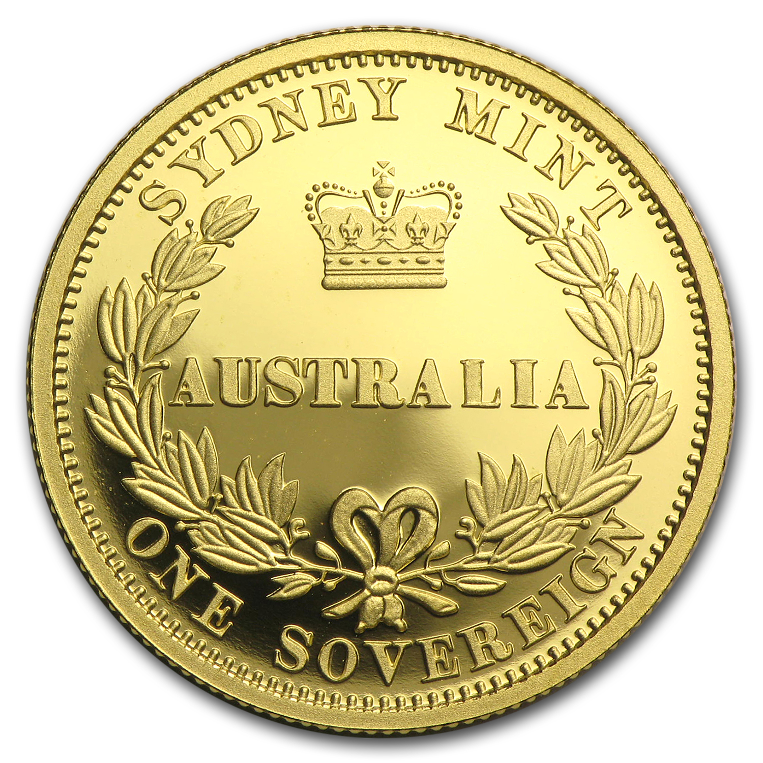 2005 Australia Gold $25 Proof Sovereign