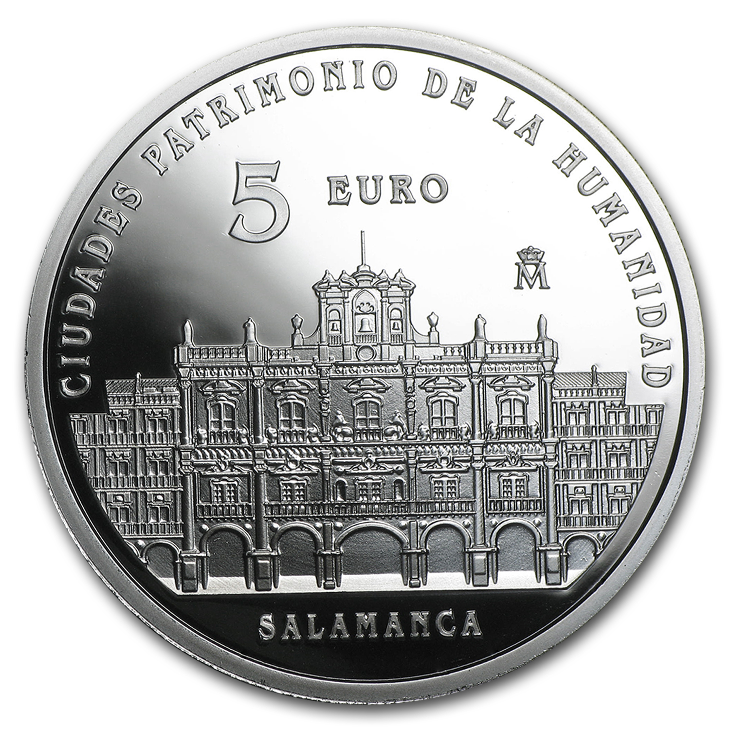 2015 Proof Silver €5 UNESCO Salamanca