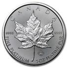 Canada Platinum Maple Leaf