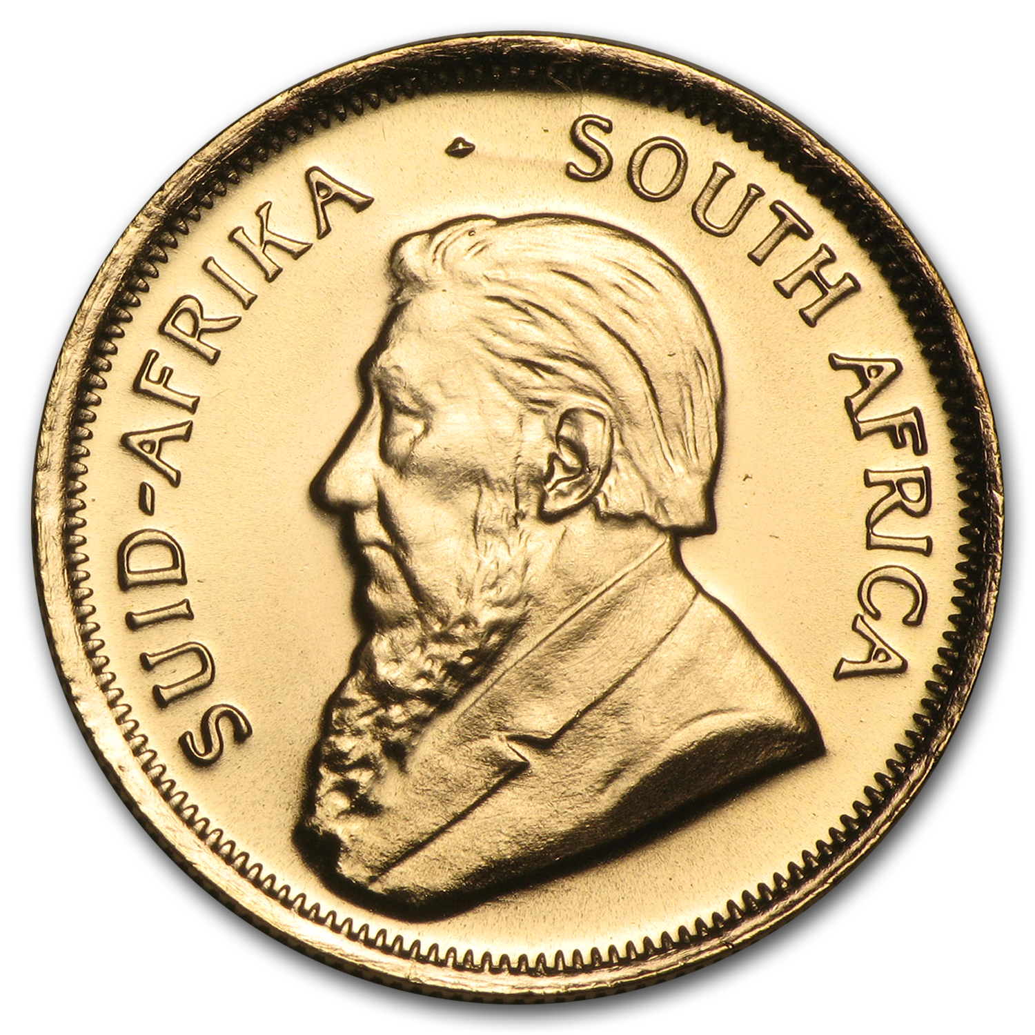 1982 South Africa 1/4 oz Gold Krugerrand