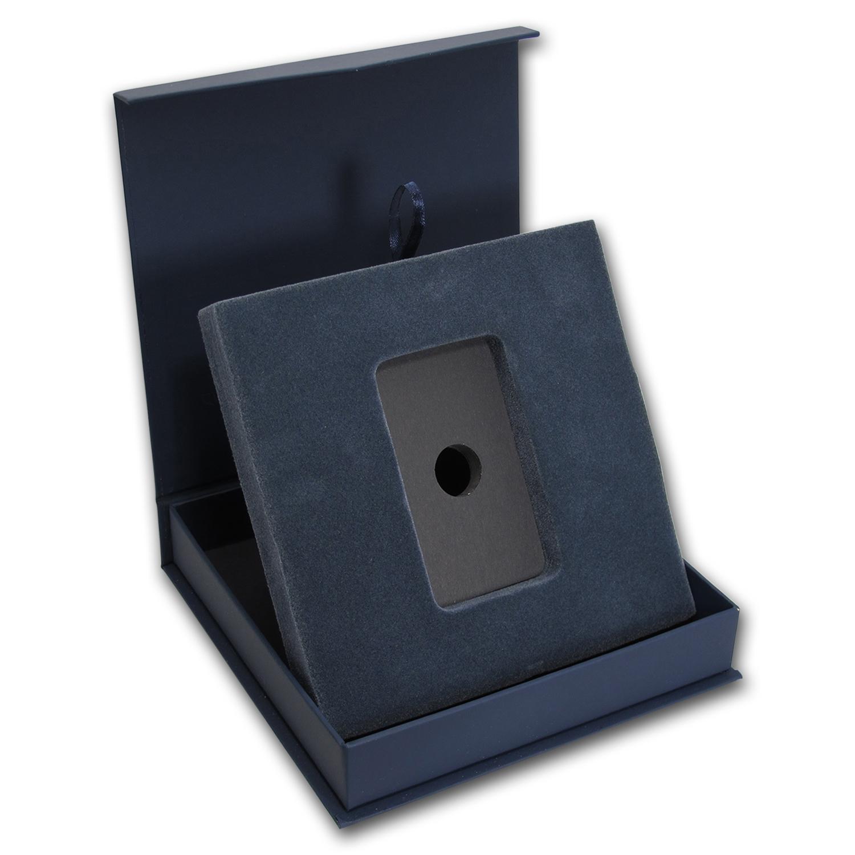 Apmex Gift Box 10 Oz Silver Bar Apmex Presentation