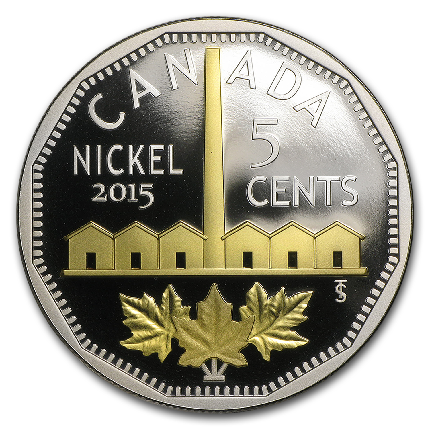 2015 Canada Silver Legacy of the Canadian Nickel (Identification)