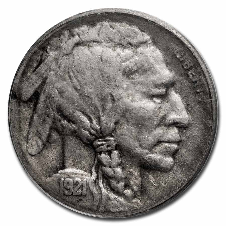 1921-S Buffalo Nickel VF-30 PCGS