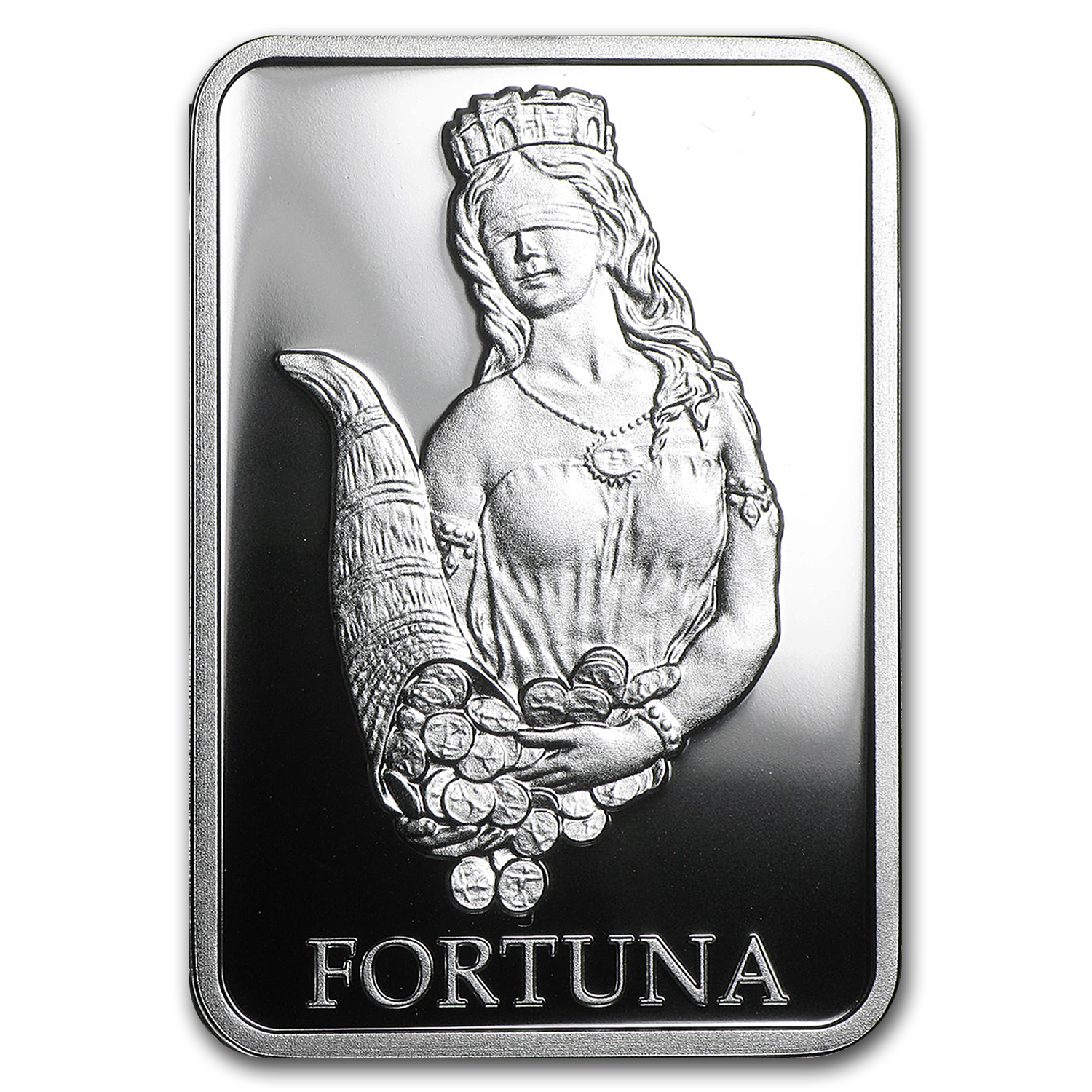 2015 Niue Silver Fortuna Goddess of Chance, Luck and Fate Proof