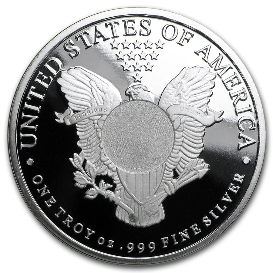 1 oz Silver Round - Walking Liberty(V2)