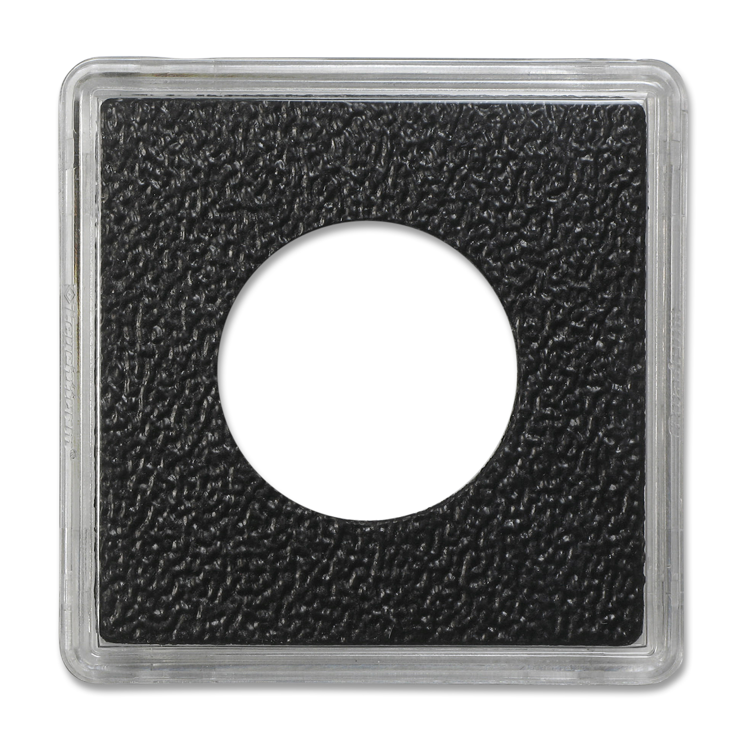 Quadrum Intercept Snaplock Holder w/Black Gasket - 24 mm