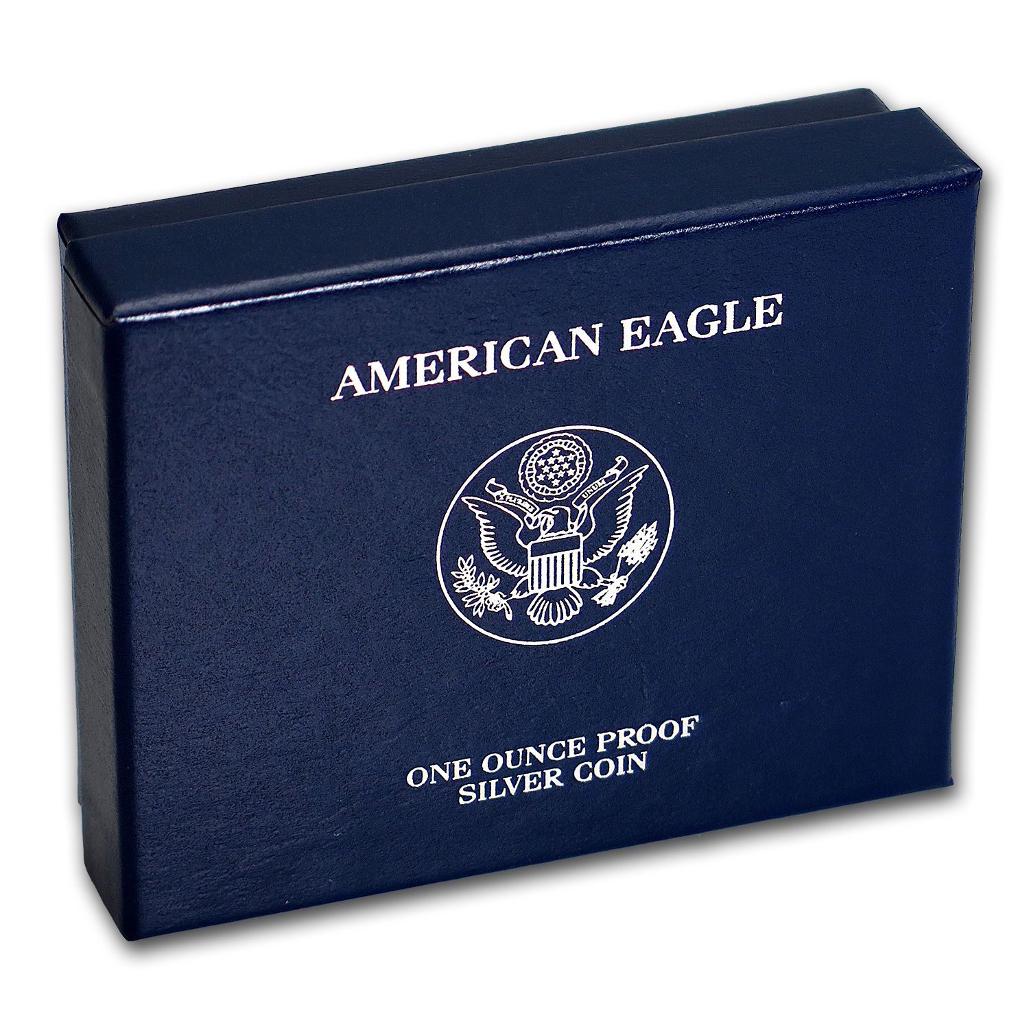 OGP - Silver American Eagle Proof (Empty Blue Box 2007-2010)