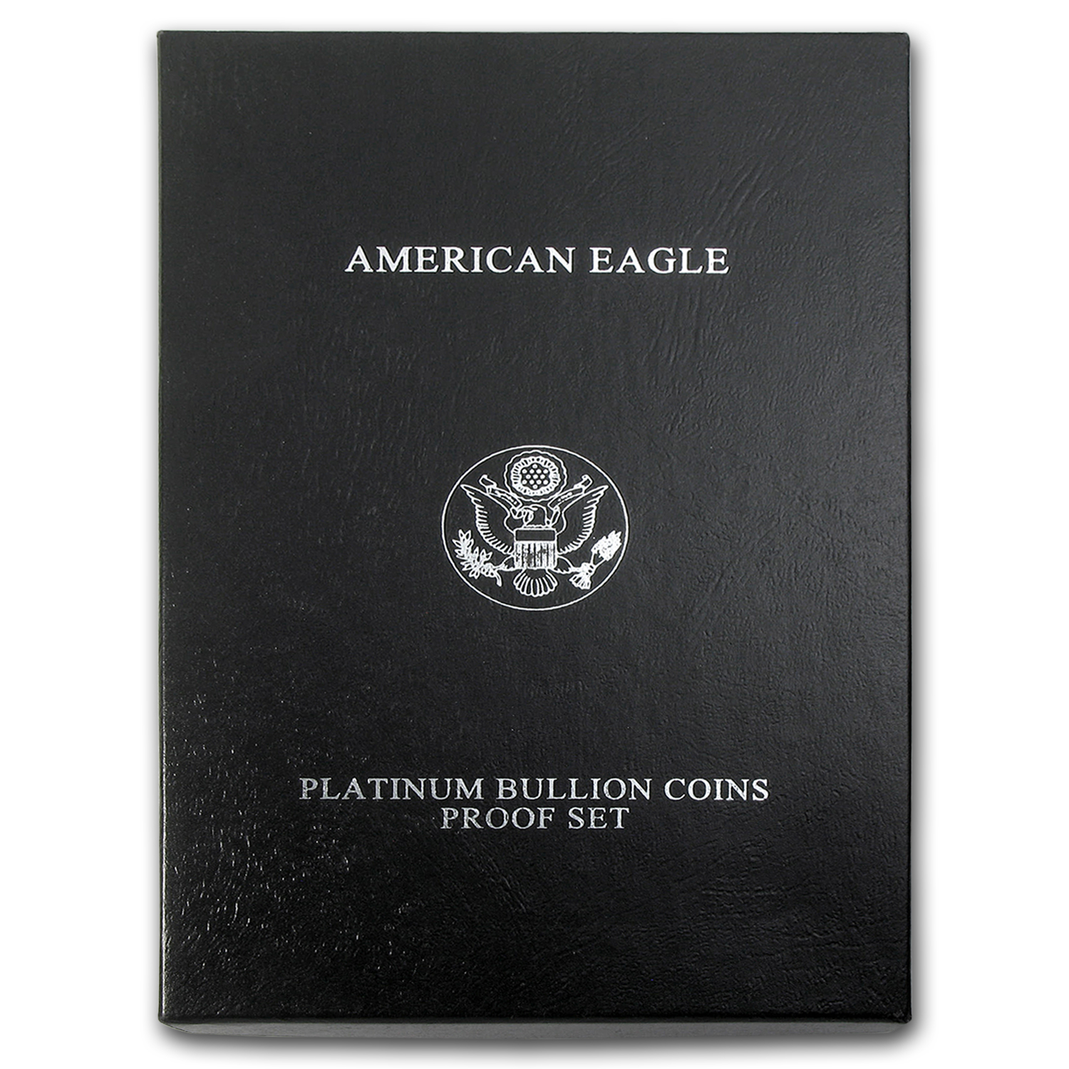 OGP Box - U.S. Mint 4-Coin PF Platinum Eagle Set (1998-2002)