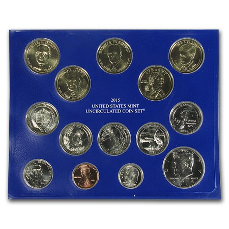2015 U S Mint Set Us Mint Sets 1947 Date Apmex