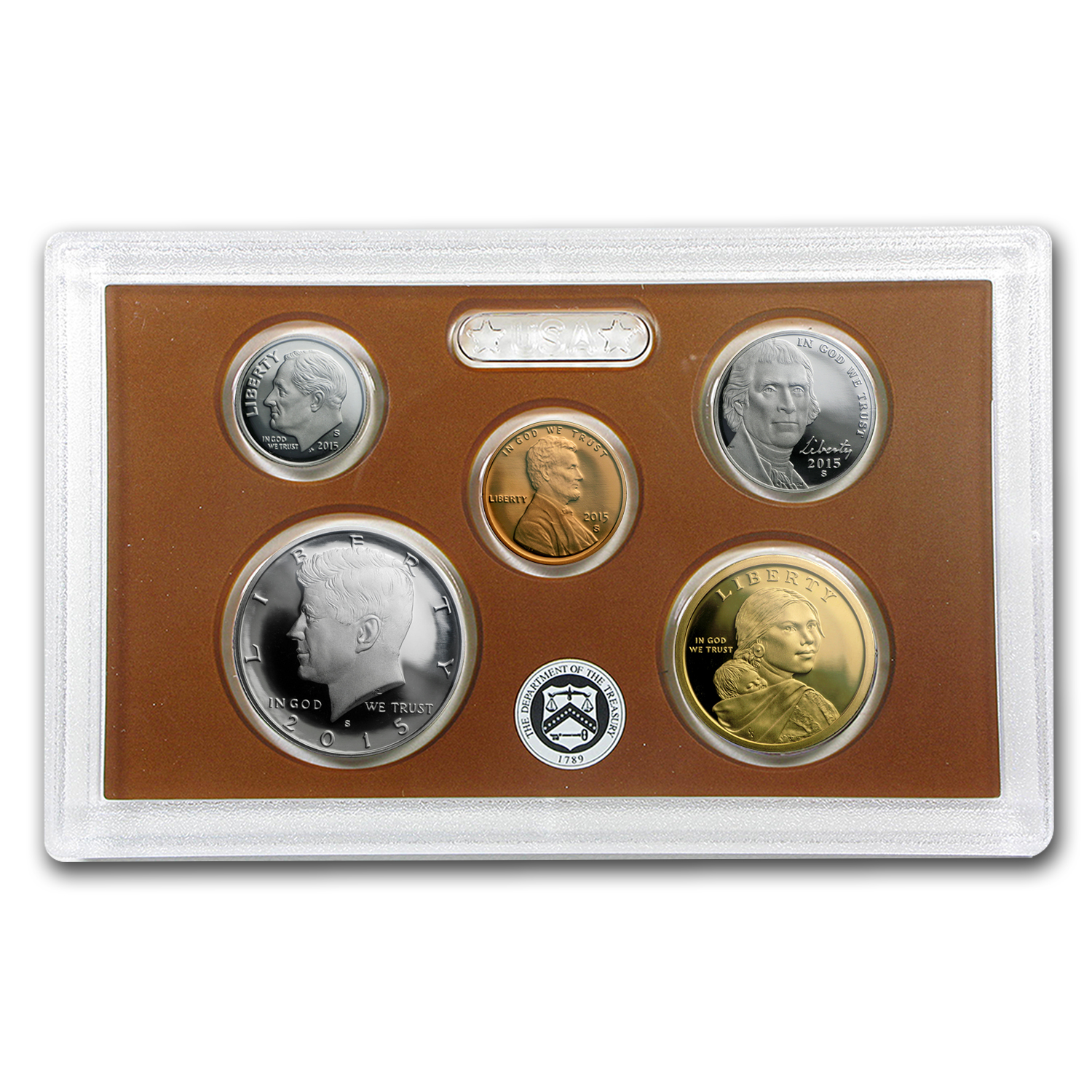 2015 U.S. Proof Set