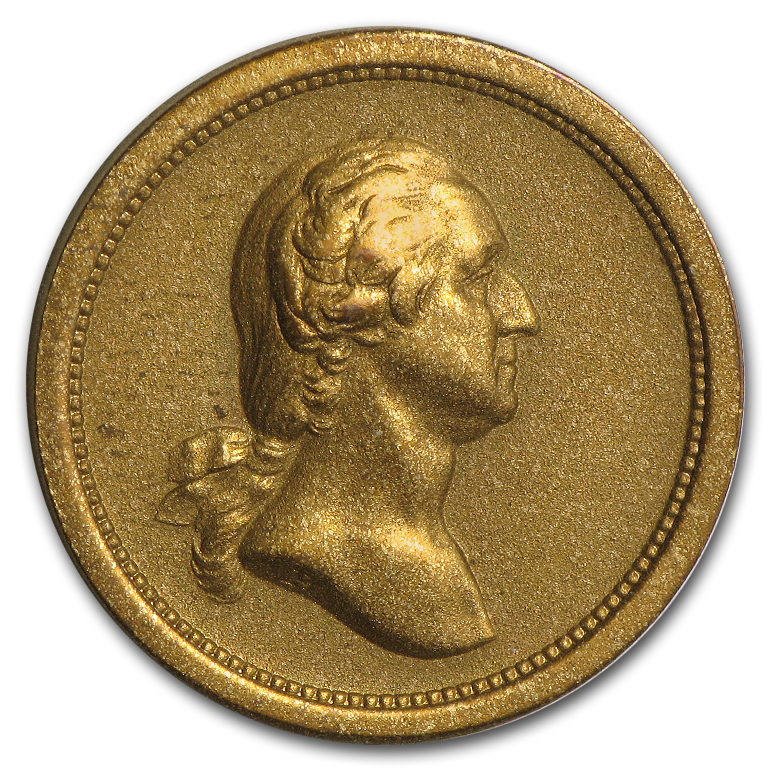 US Mint Medal Washington & Jackson