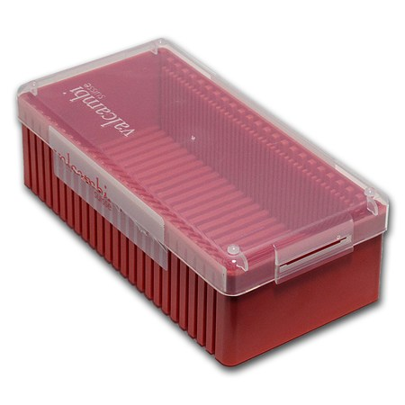 25 Count Valcambi Suisse Storage Box For Tep Packaging
