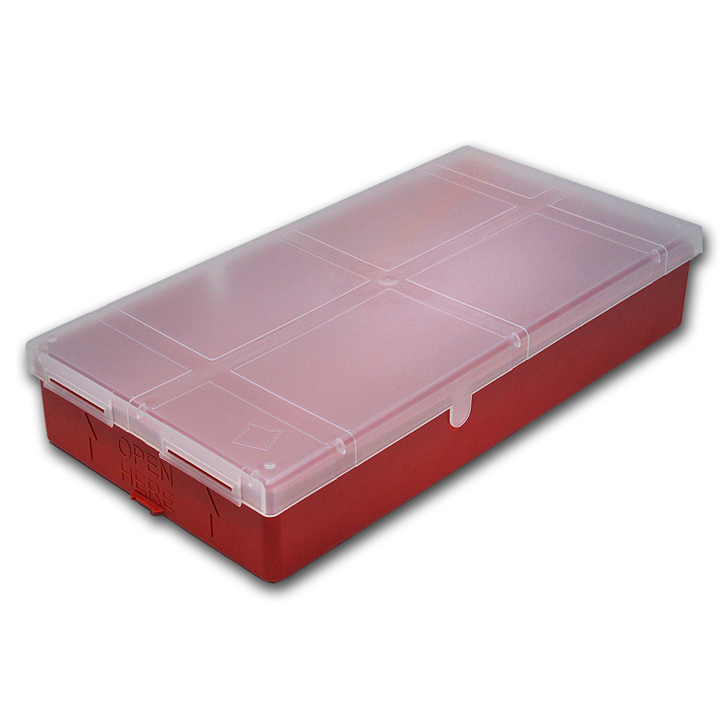 100-Count Valcambi Suisse Storage Box for 1 oz Bars (Used)