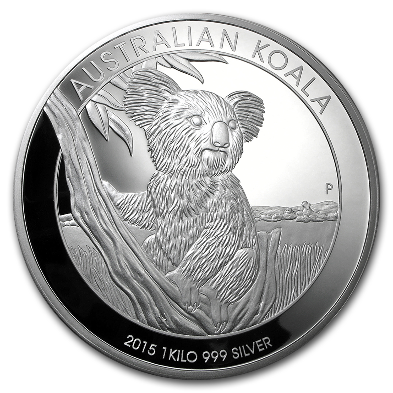 1 Kilo Silver Koala Bing Images