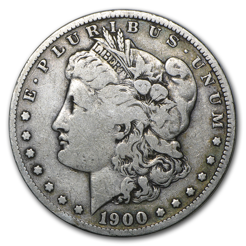 1900 S Morgan Dollar Vg Vf Morgan Dollars 1878 1904