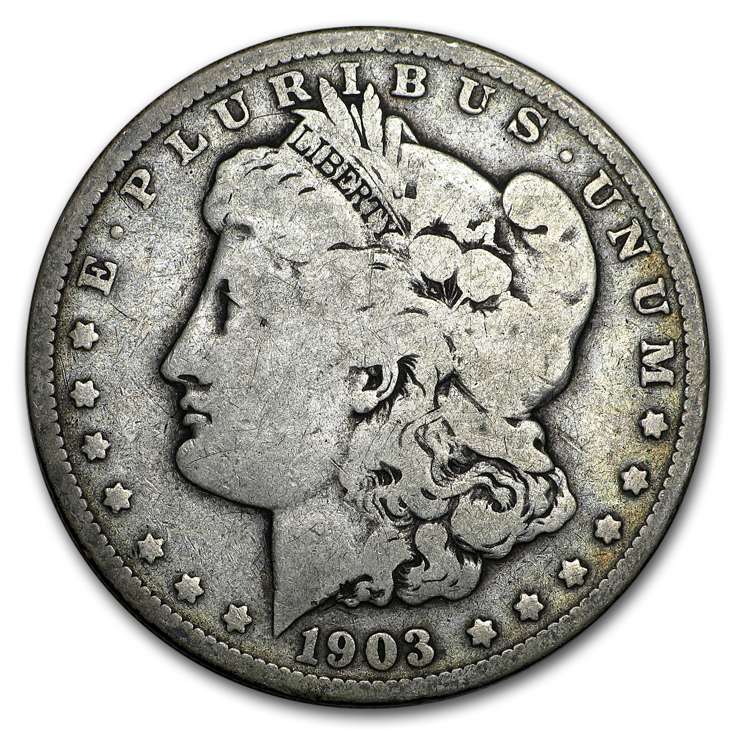 1903 Morgan Dollar VG/VF