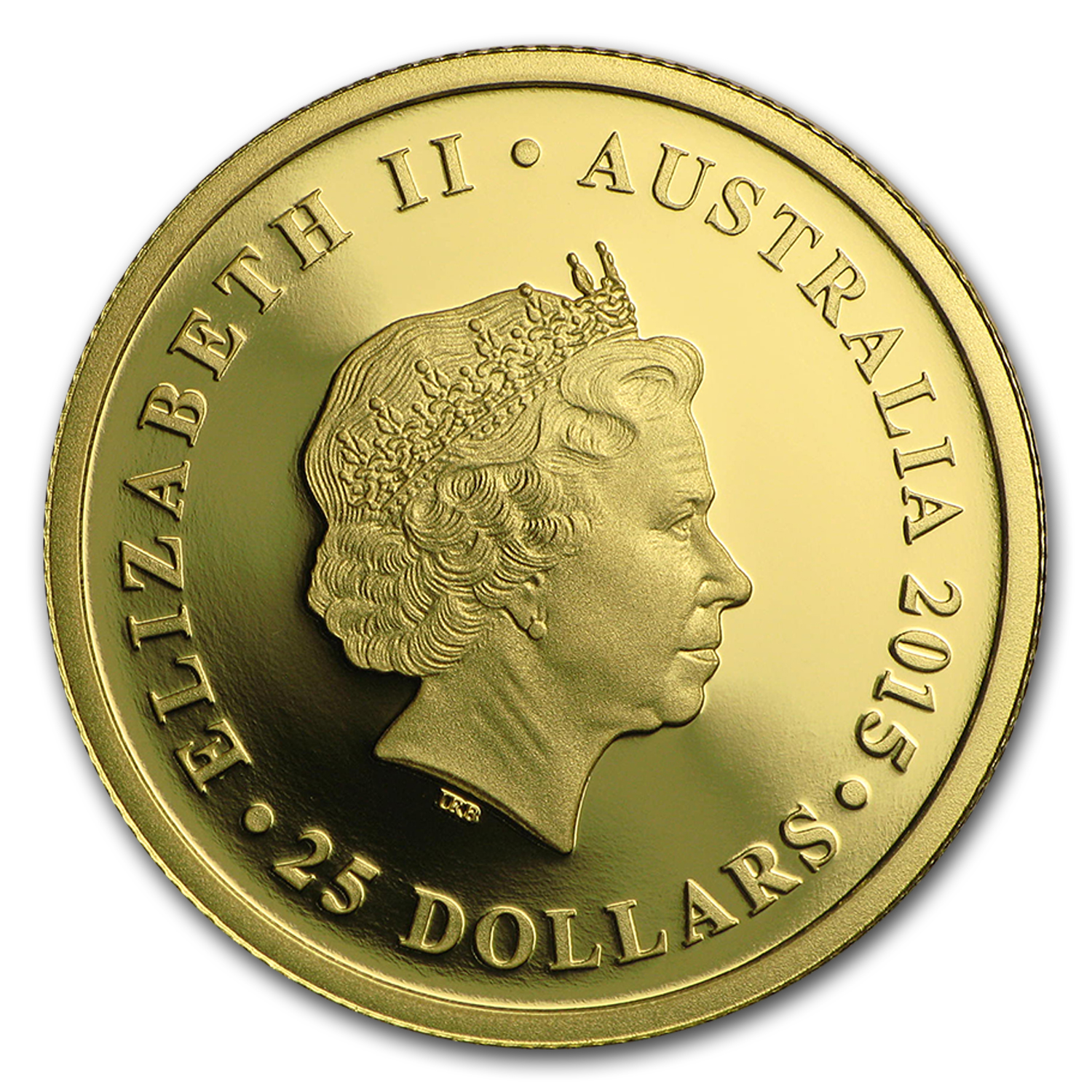 2015 Australia Gold Sovereign Proof