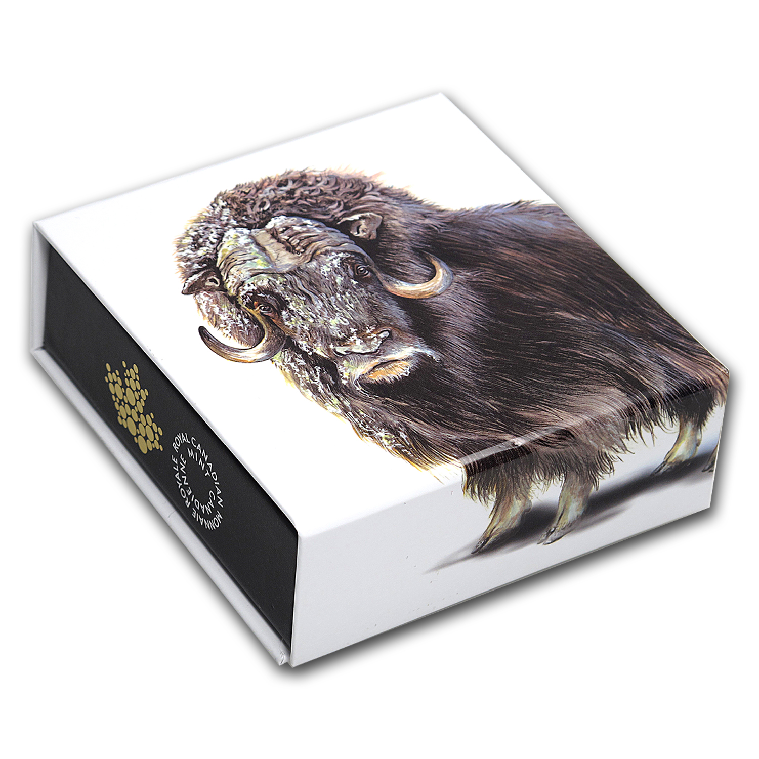 2015 Canada 1 oz Silver $100 for $100 Musk Ox