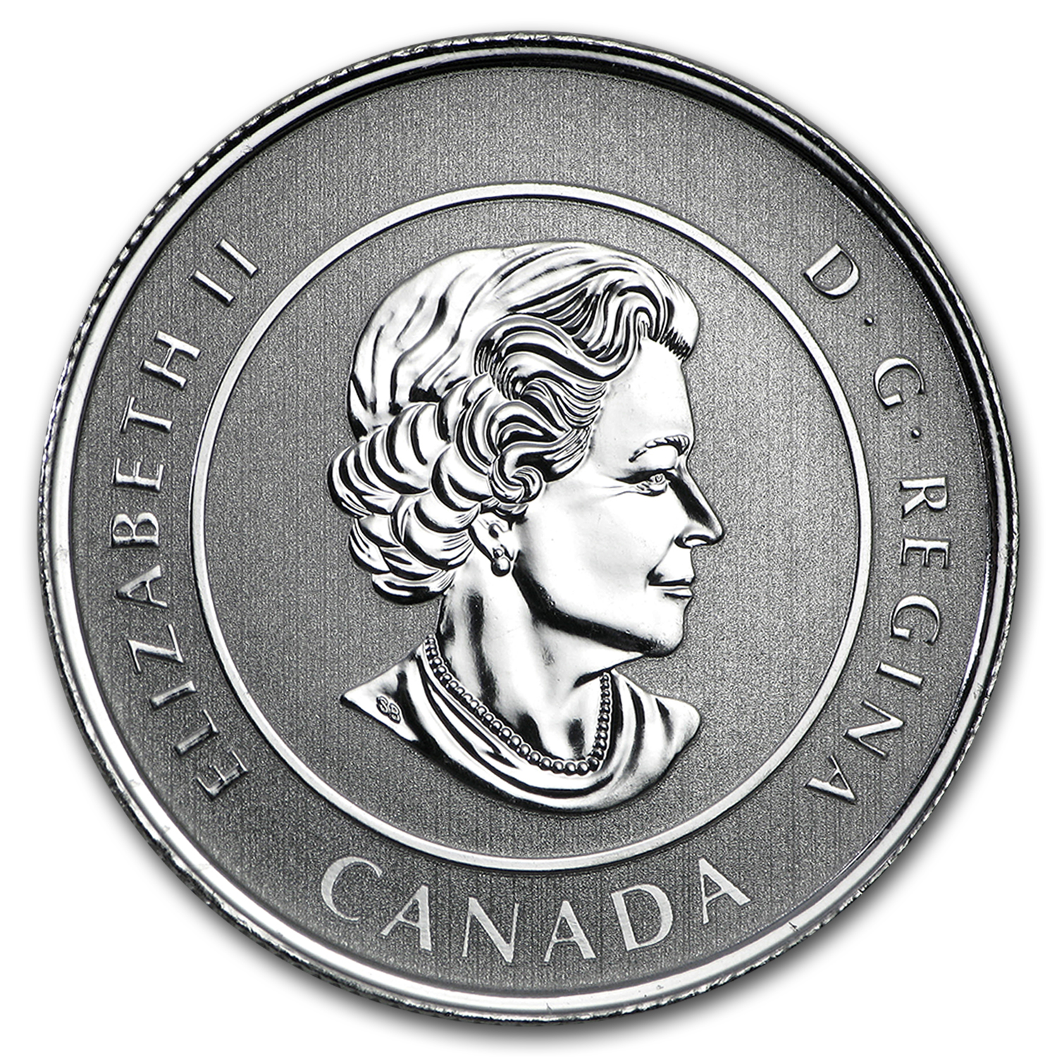 2015 Canada 1/4 oz Silver $20 Original Superman