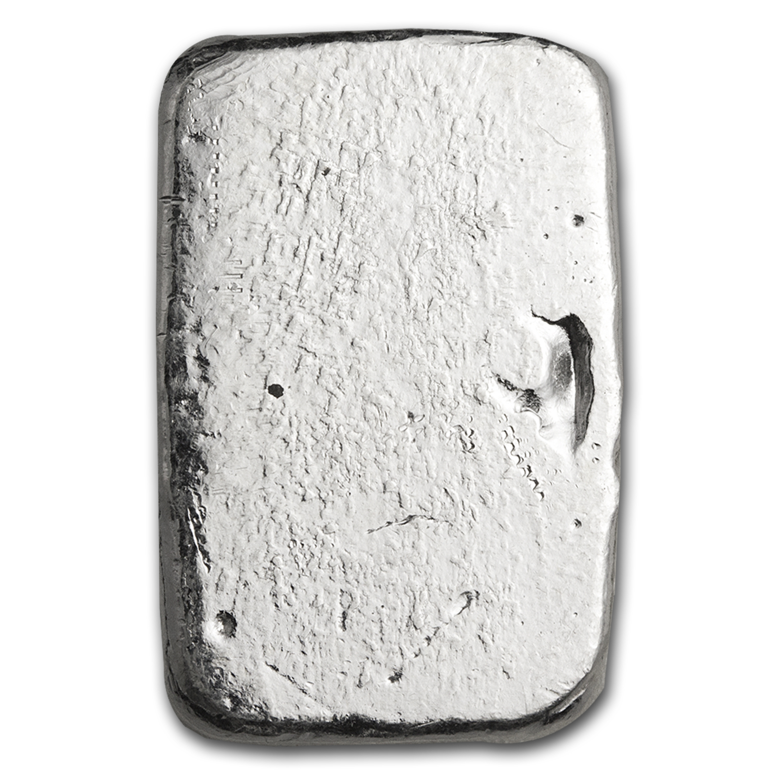 1 oz Silver Bar - Atlantis Mint (Skull & Bones)
