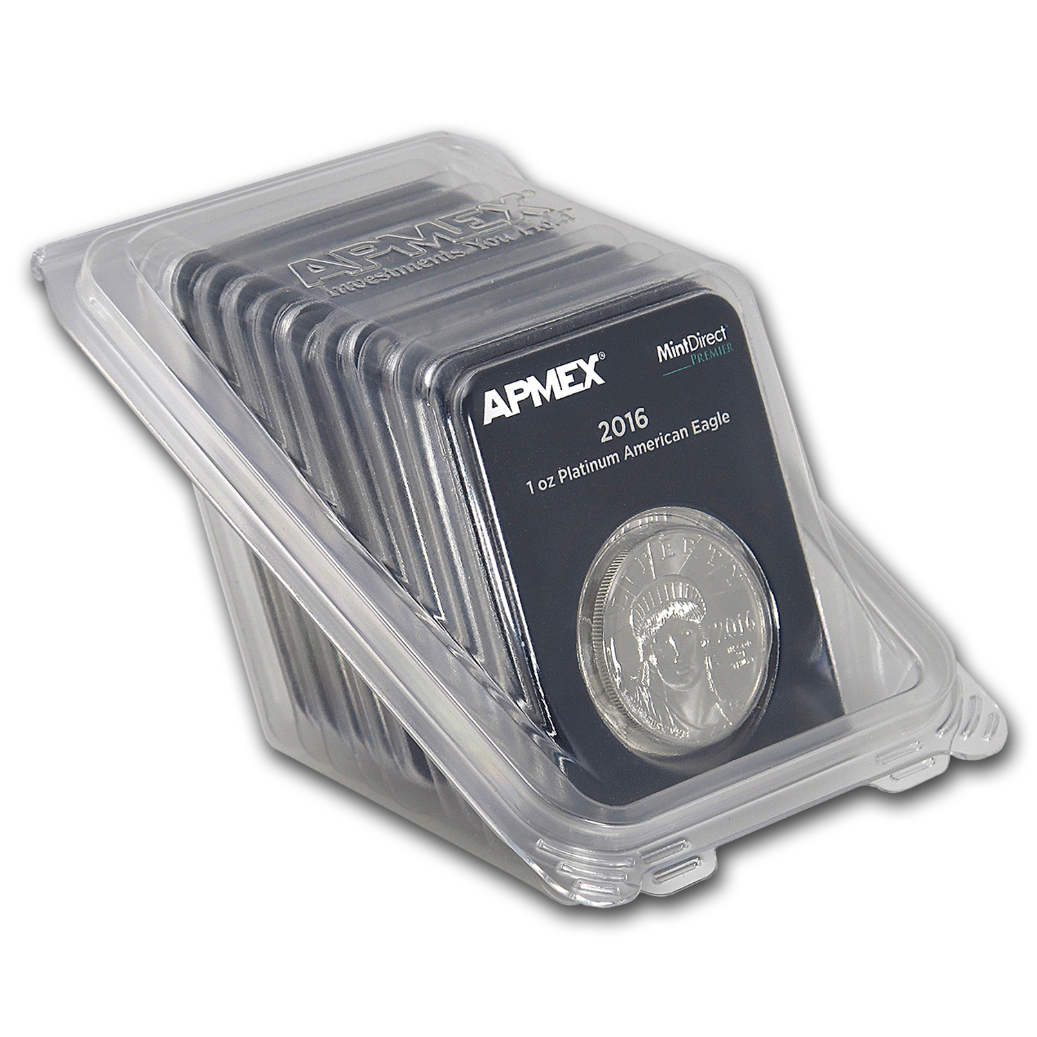 2016 1 oz Platinum American Eagle (MintDirect® Premier Single)