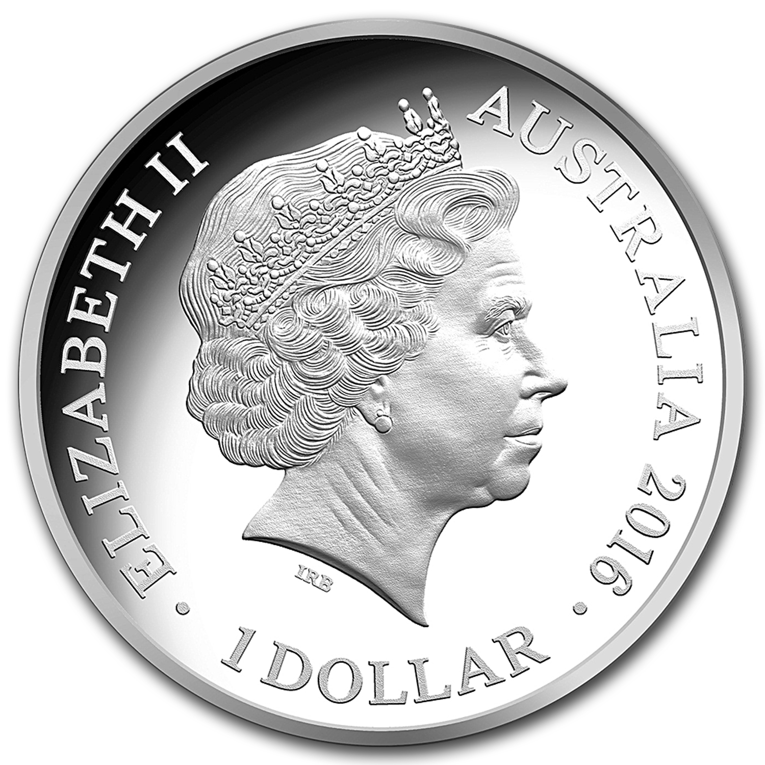 2016 Australia 1 oz Silver Year of the Monkey Proof