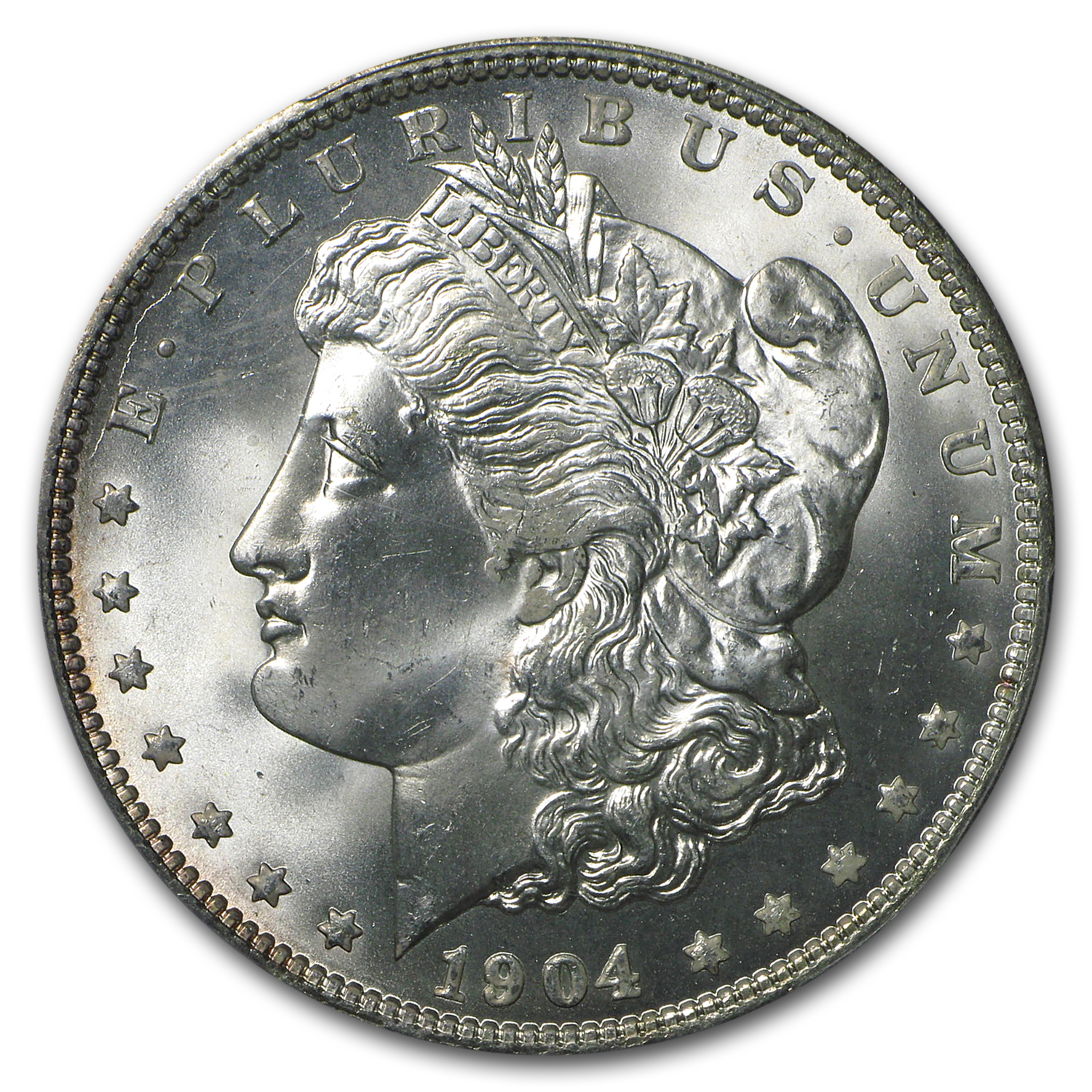 1904-O Morgan Dollar MS-65+ PCGS