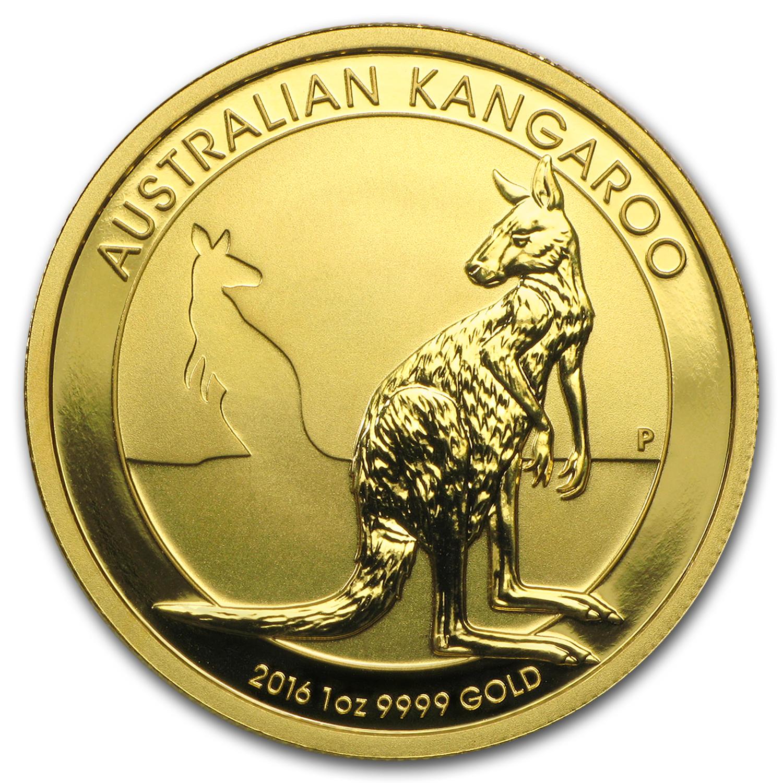 1 Oz Australia Gold Kangaroo Coin For Sale 2016 1 Oz