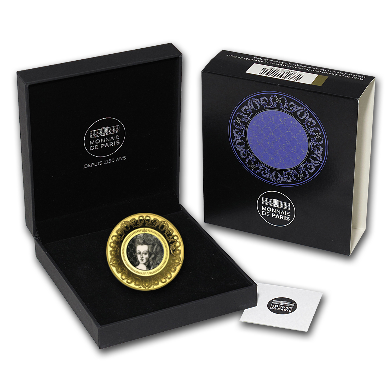 2015 1 oz Proof Gold €200 Excellence Series (Sèvres)