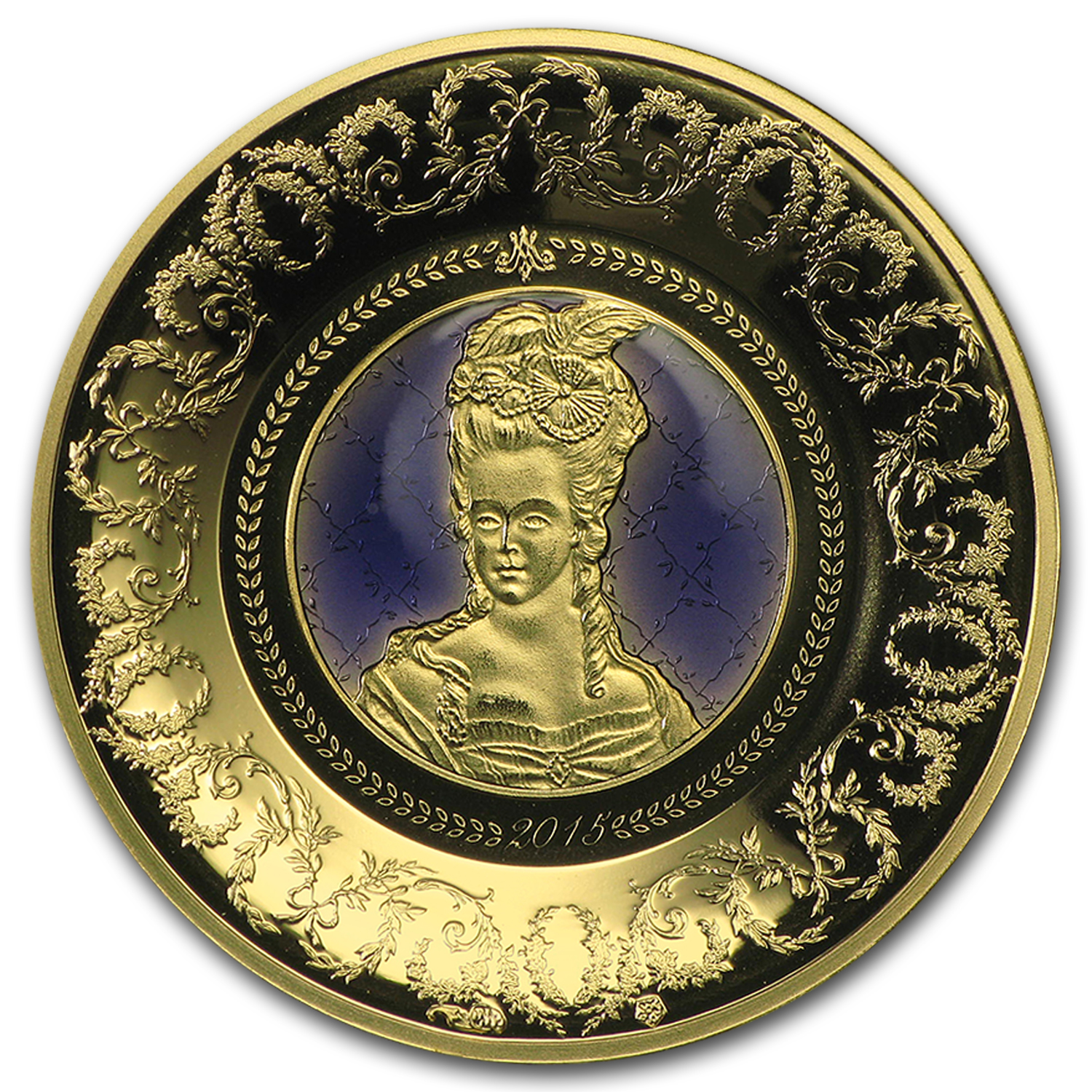 2015 1/4 oz Proof Gold €50 Excellence Series