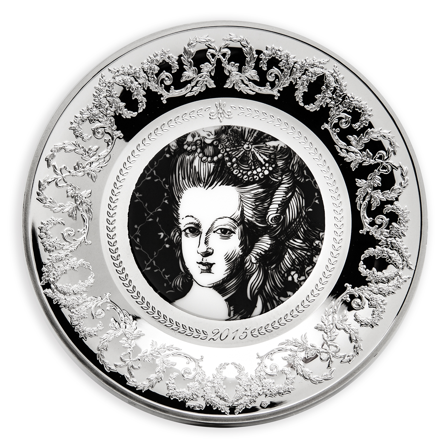 2015 France €10 Silver Excellence Series Proof
