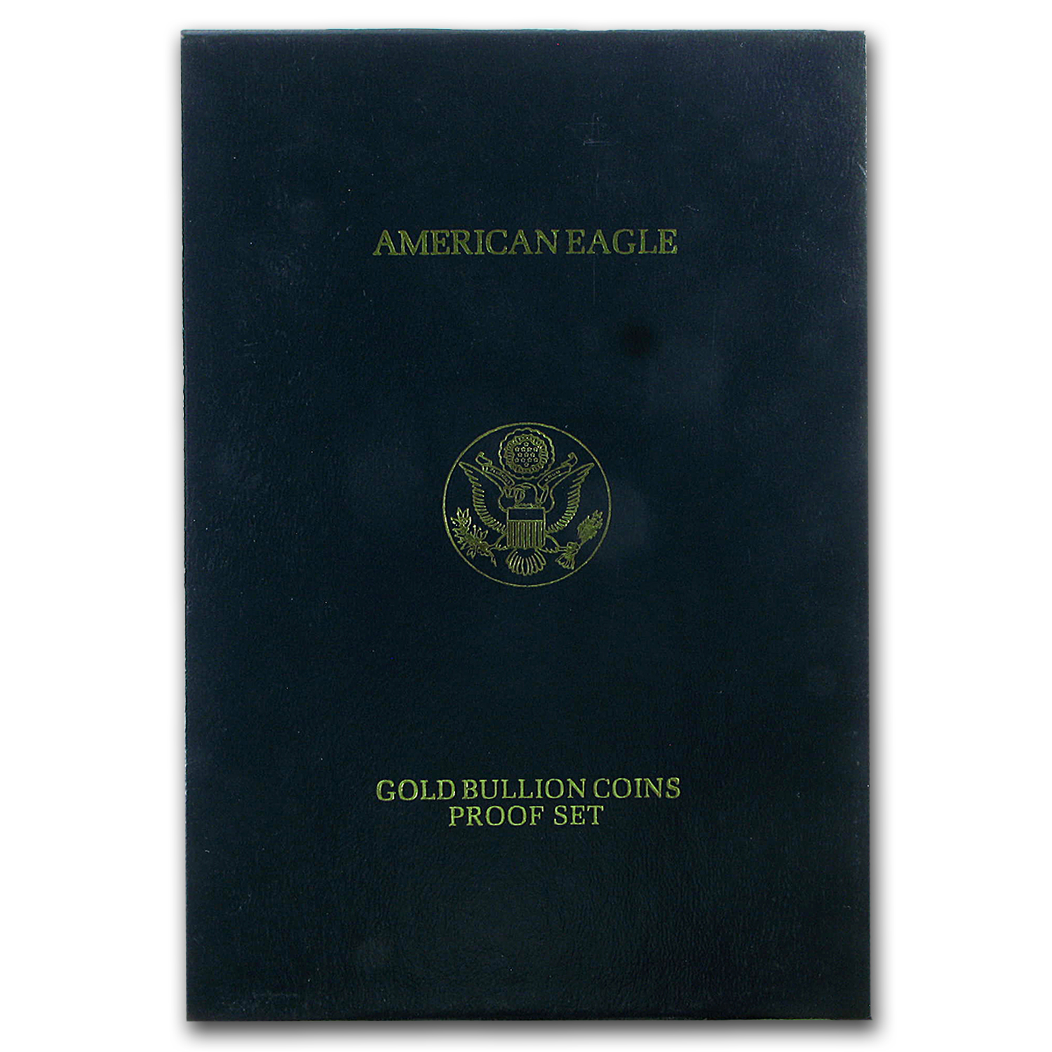 OGP Box & COA - 1988 4-Coin Proof Gold American Eagle Set