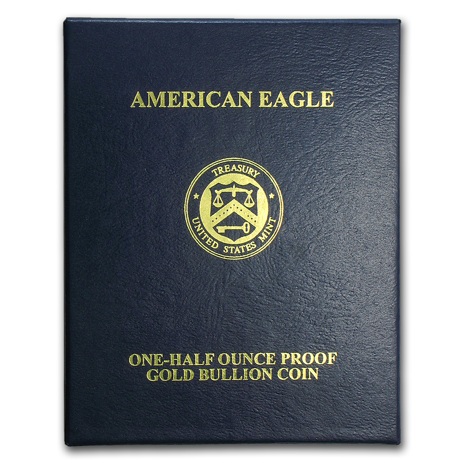 OEM Box & COA - 2013 (W) 1/2 oz Proof Gold American Eagle