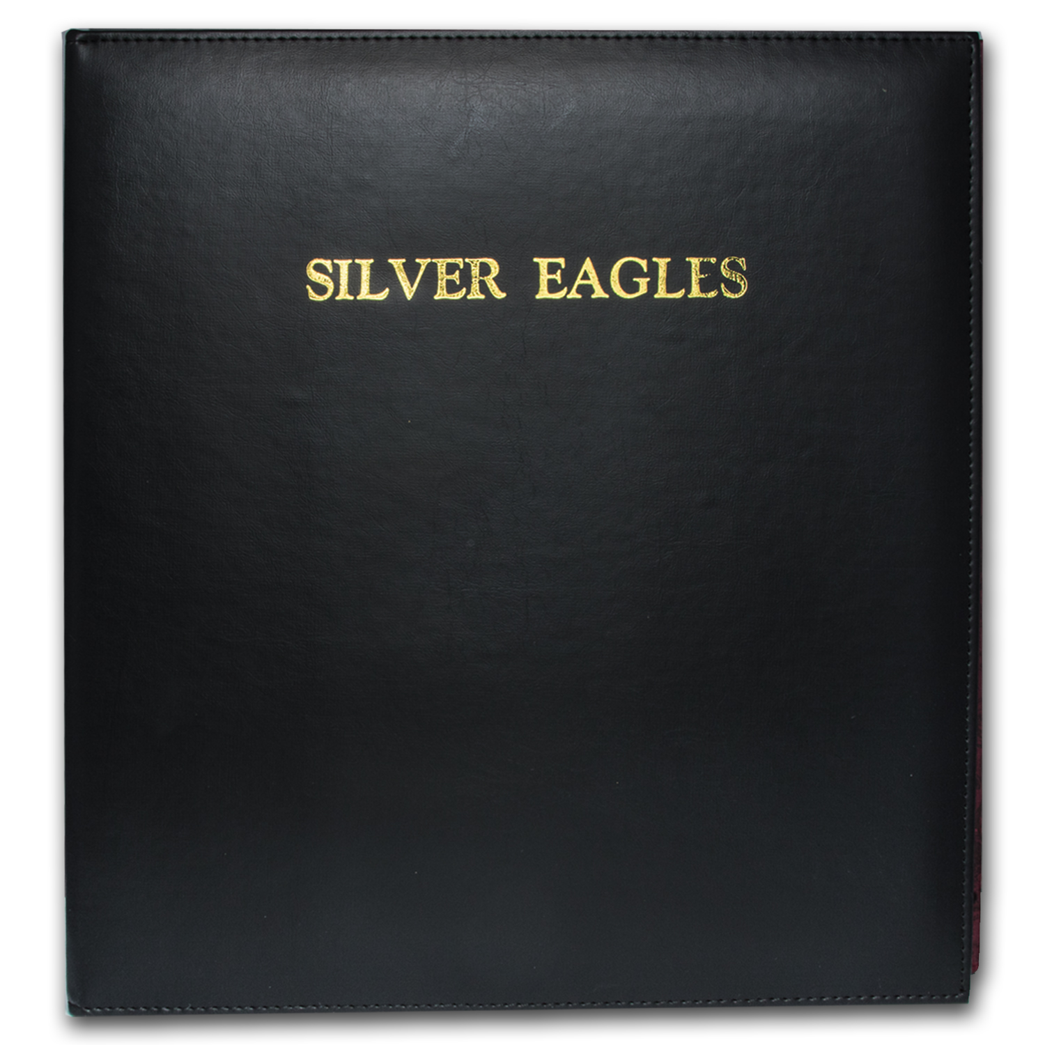 CAPS Album for Silver Eagle Date Set (1986-2017)