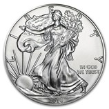 2016 1 oz Silver American Eagle BU