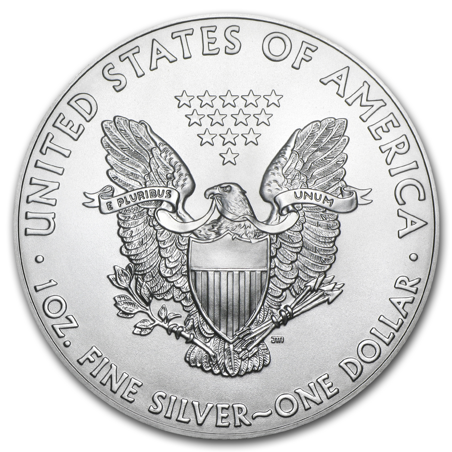 2016 500-Coin Silver American Eagle Monster Box (Sealed)
