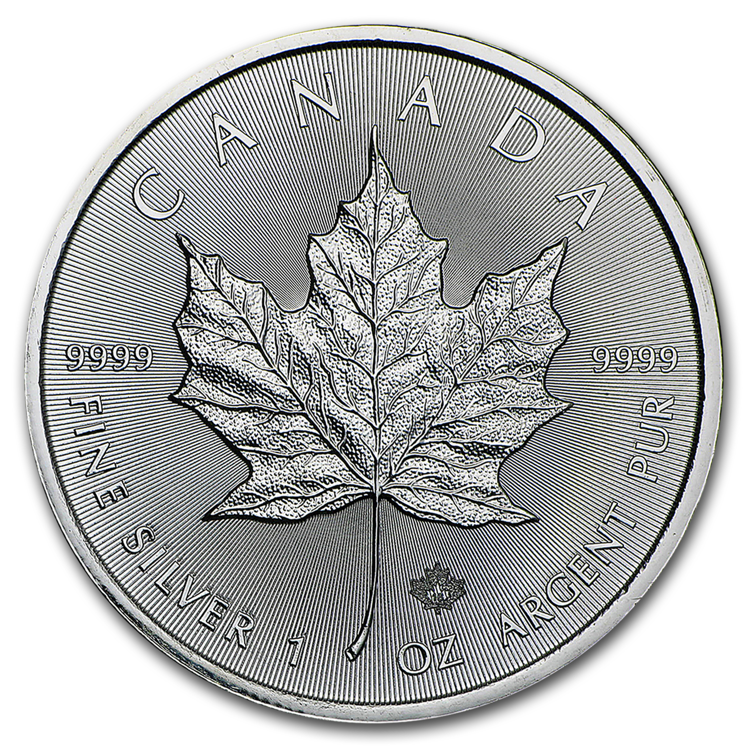 2016 Canada 500-Coin Silver Maple Leaf Monster Box Sealed