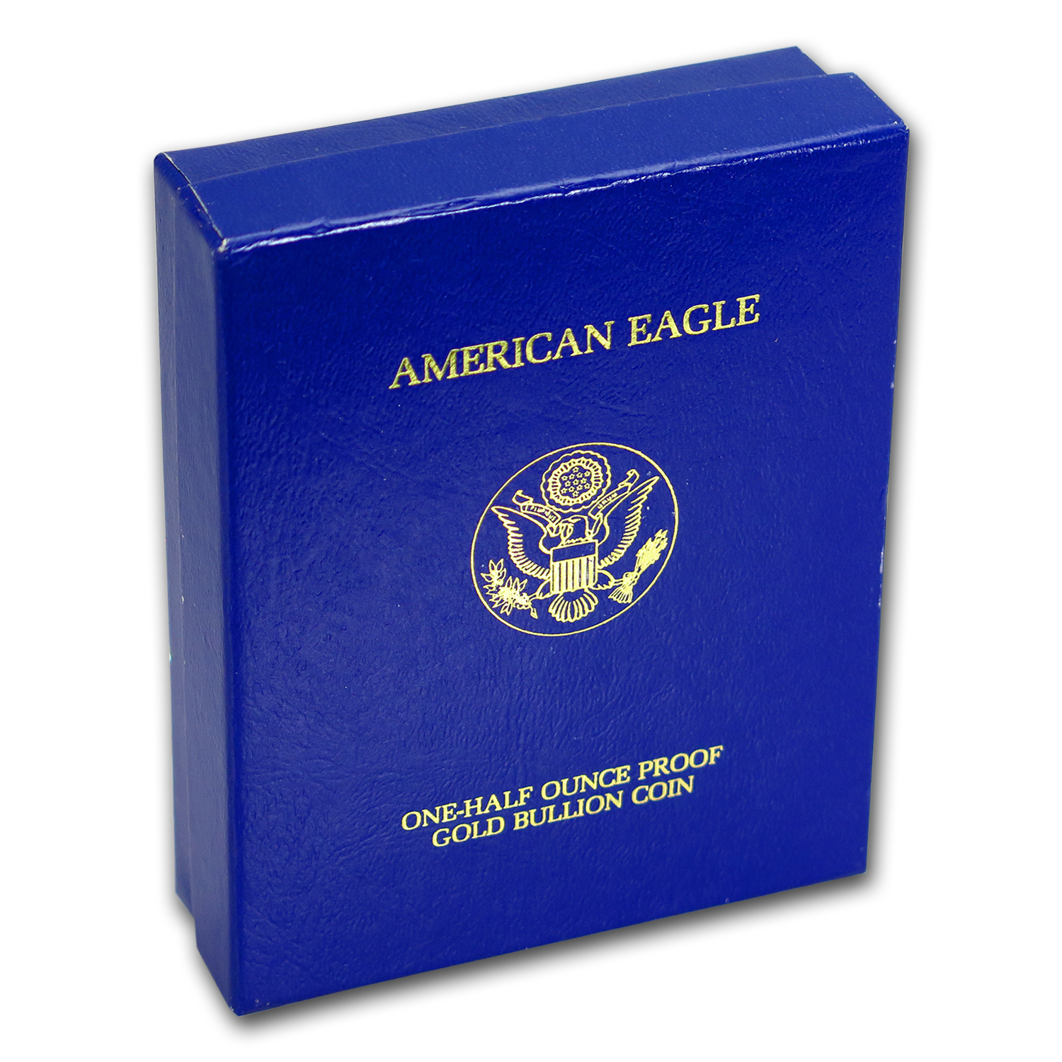 OGP Box & COA - 1991 1/2 oz Proof Gold American Eagle
