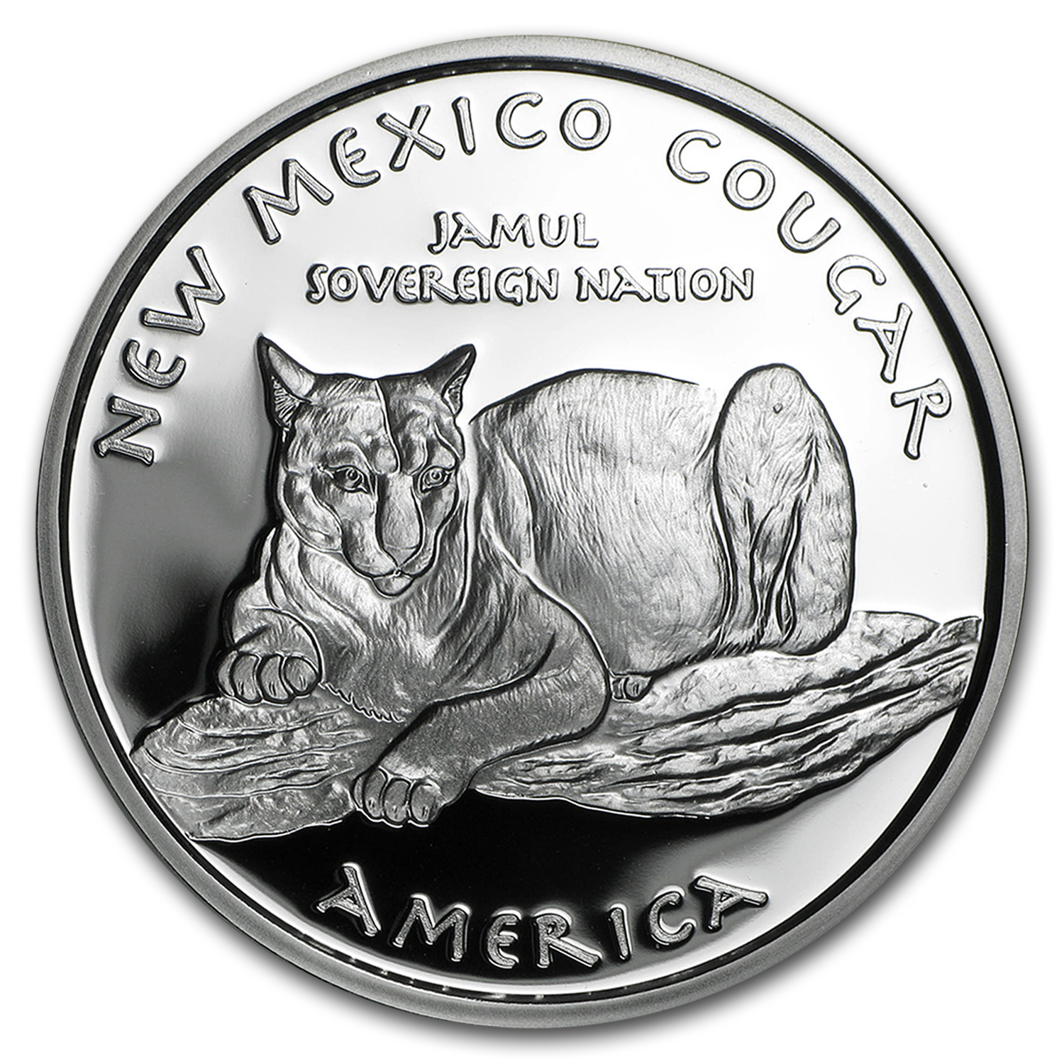 2015 1 oz Silver Proof NAM State Dollars New Mexico Navajo