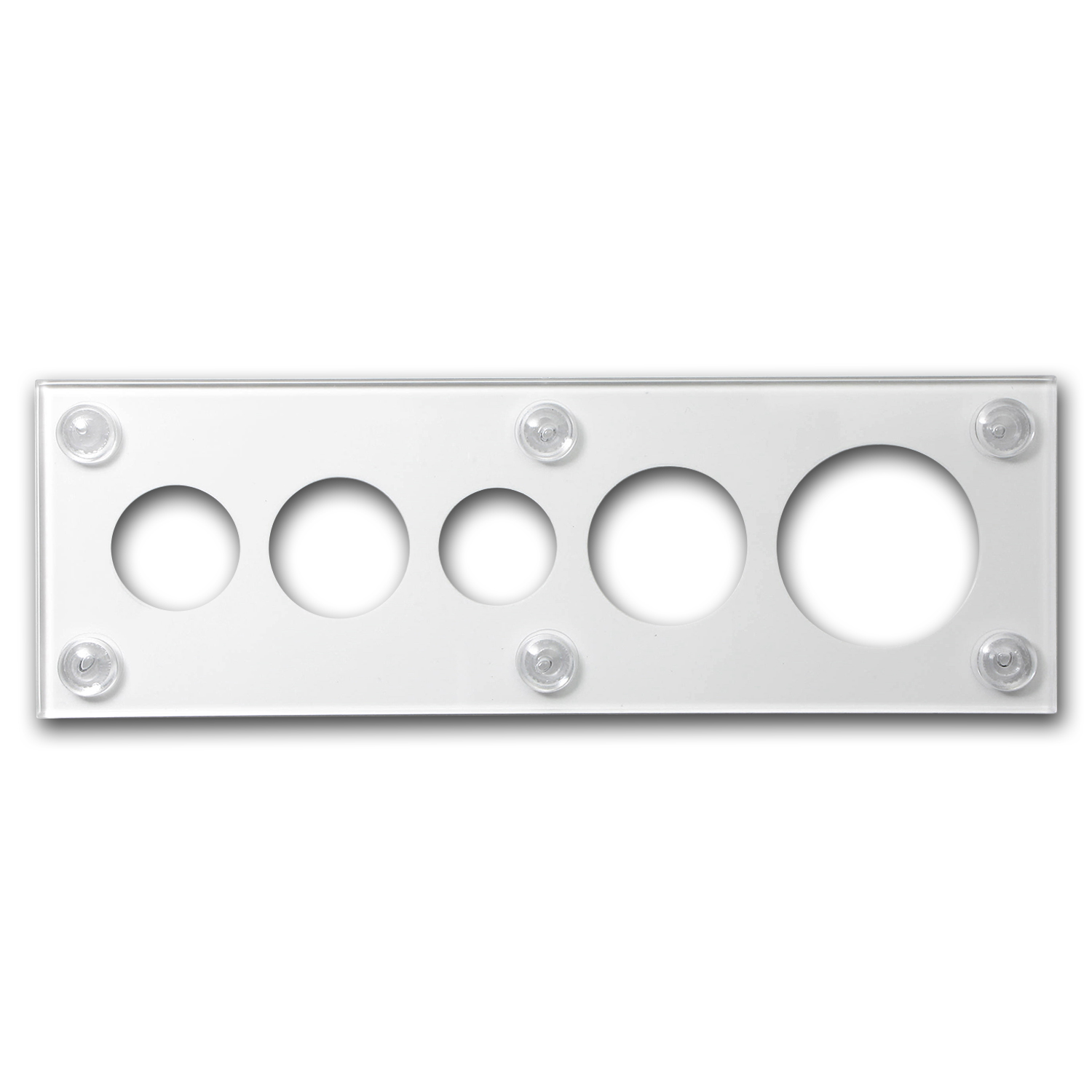 Capital Plastics Holder - U.S. Proof Set (White)