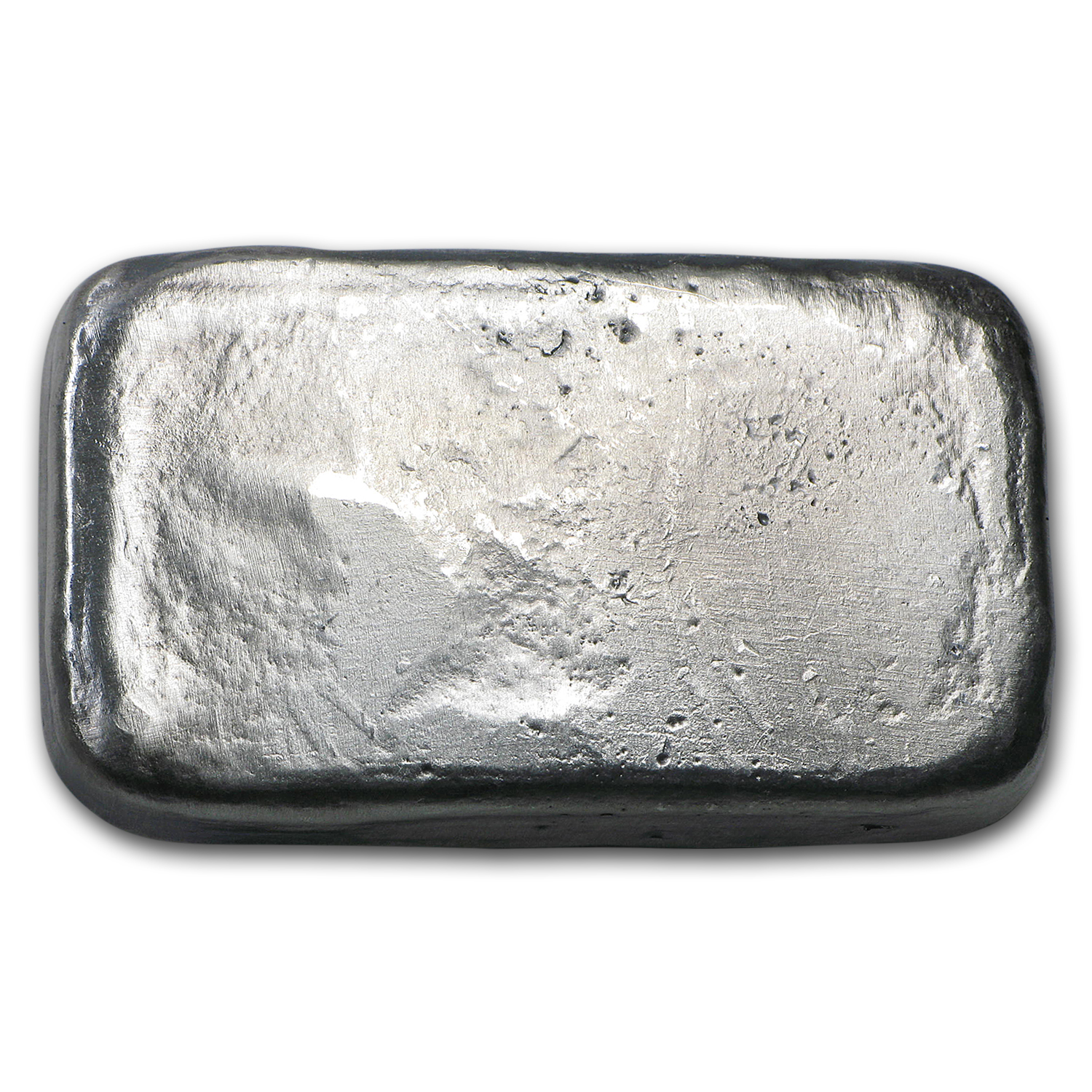 4 oz Silver Bar - Bison Bullion