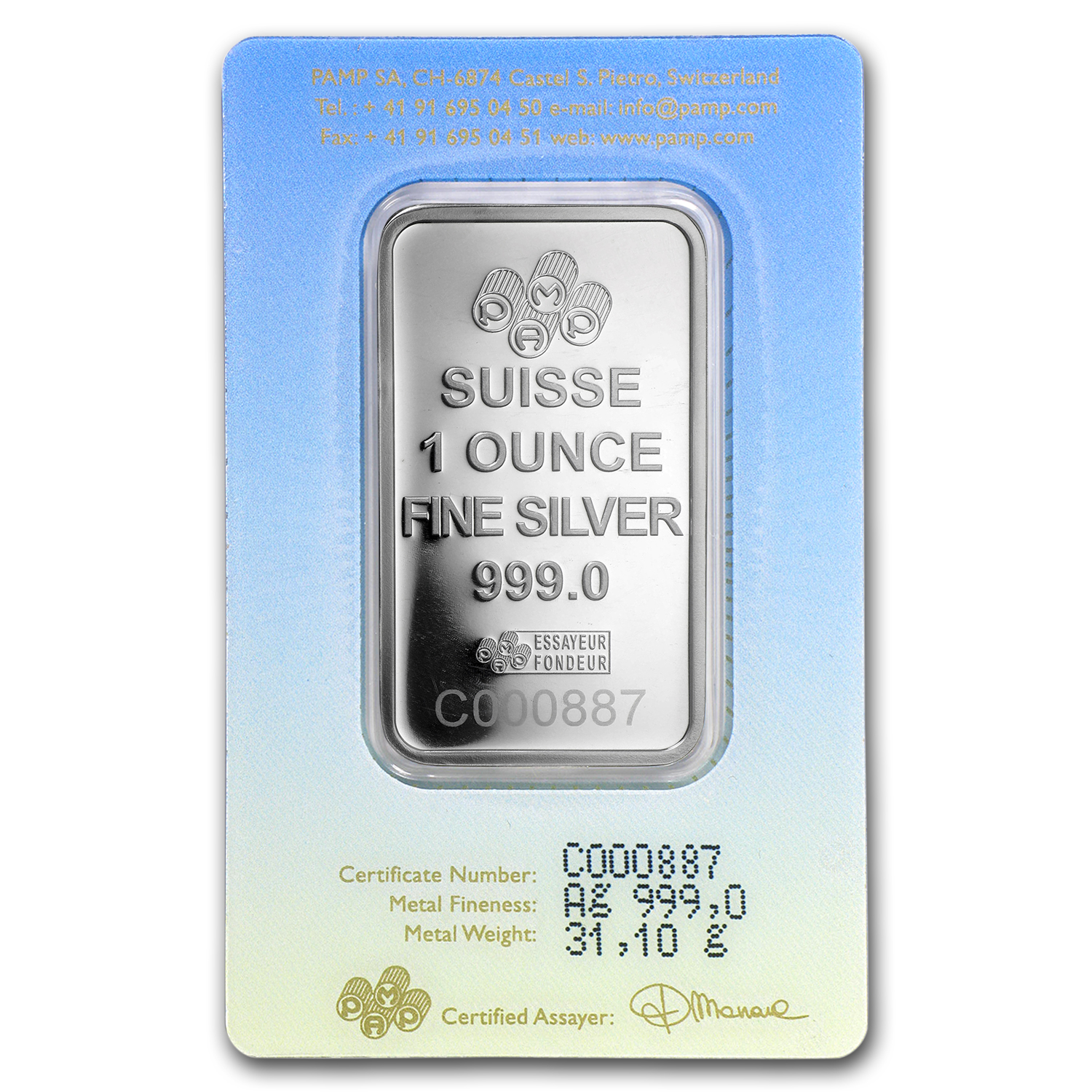1 Oz Silver Bar Pamp Suisse Religious Series Ka Bah
